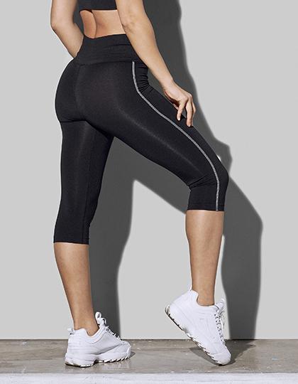 3/4 Sports Tights Women